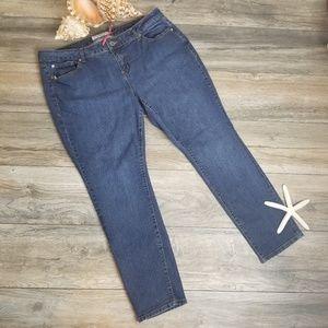 Torrid skinny jeans Sz 18S